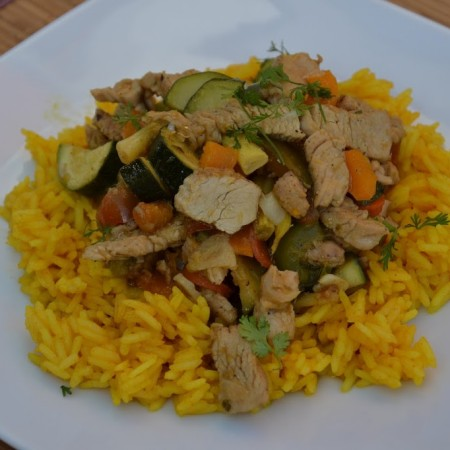 Tajskie Curry z Kurczakiem i Warzywami. I co nam potrzeba do zabawy z kuchnią tajską.