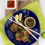 Tajskie kotleciki z sosem chili