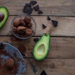 Trufle czekoladowe z awokado