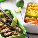 Polędwiczki wieprzowe na nutę azjatycką