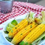 Kukurydze z grilla