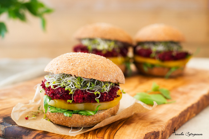 burgery-buraczane