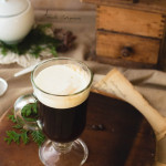 Irish coffee & Spiced orange coffee