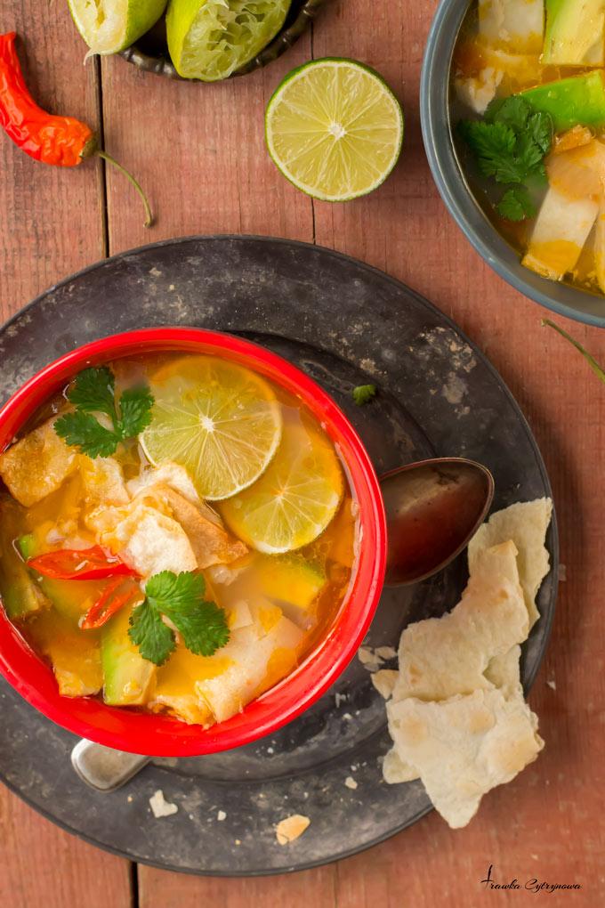 Zupa-z-limonek