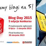 Trawka Cytrynowa w konkursie Blog Day Wrocław