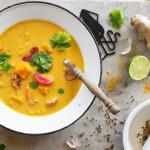 Dynia, soczewica i…curry #13!