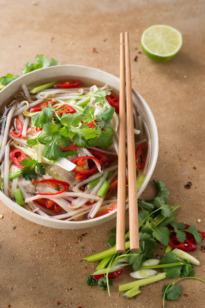 Tajski rosół na blog