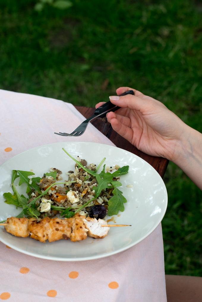 Salatka-z-pieczona-marchewka