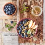 Domowe sposoby na przeziębienie i jabłkowa owsianka