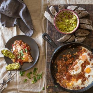 Huevos rancheros czyli jakie jajka farmer miał