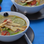 Sopa de Lima aka Zupa na Kaca