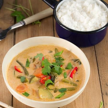 Orzechowe Curry