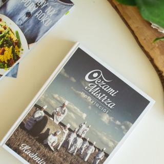 """KONKURS- Wygraj książkę kucharską """"Oczami Mistrza i Przyjaciół"""""""