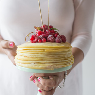 Tort naleśnikowy