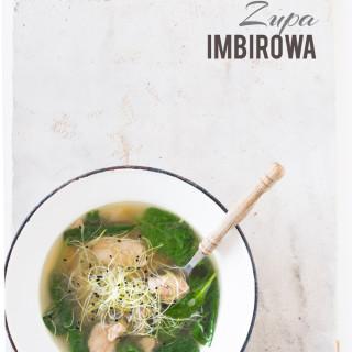 Zupa imbirowa