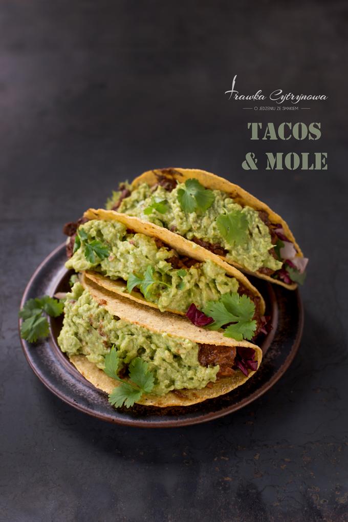 mole-tacos